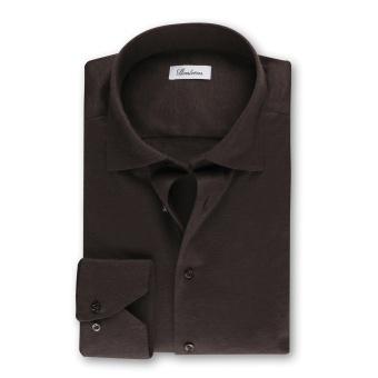 Stenströms Jersey Shirt Brun