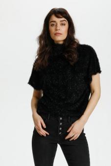 Culture Cava Vest Black