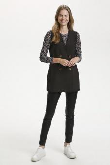 Culture Cenette Vest Black