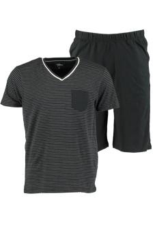 Topeco Classic Pyjamas Short Black