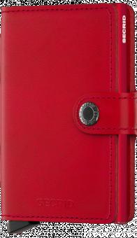 Secrid Miniwallet Orginal Red-Red