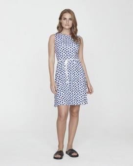 Holebrook Kajsa Dress White/Royal