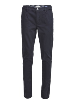Hansen&Jacob Cortina Wave Chinos Navy