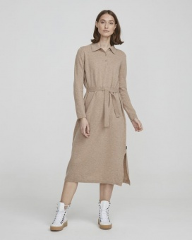 Holebrook Agneta Dress Khaki