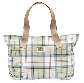 Barbour Printed Shopper