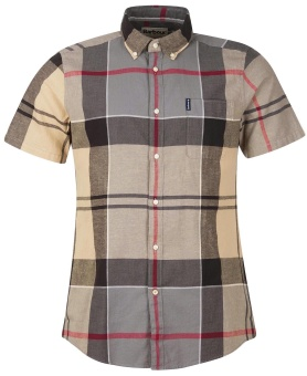 Barbour Douglas Shot Sleeved Shirt