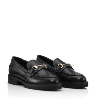 Shoe Biz Copenhagen Scandi Vaca Alfa Black