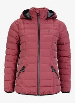 Pelle P Urbis Jacket Rusty Rose