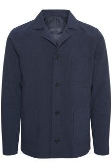 Matinique MAnohr Utility Jacket Seersucker Suit