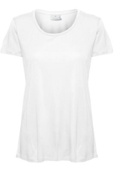 Kaffe Anna O-neck T-shirt White