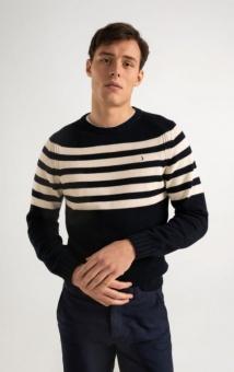 Boomerang Bernt Sweater Midnight Blue