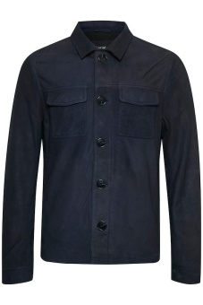 Matinique MAwito Matt Nubuck Dark Navy