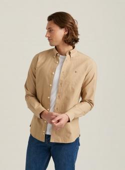 Morris Douglas Shirt Khaki