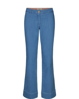 Mosmosh Farrah Sky Jeans Light Blue Regular