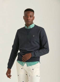 Morris Lily Sweatshirt Old Blue