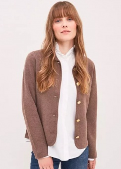 Newhouse Milano Cardigan Chinchilla