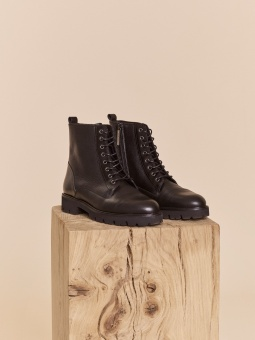 Mosmosh Oxted Boot Black
