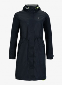 Pelle P Bermuda Coat Dark Navy