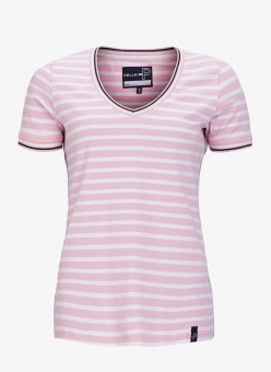 Pelle P Classic Stripe Short Sleeve Water Lily Stripe