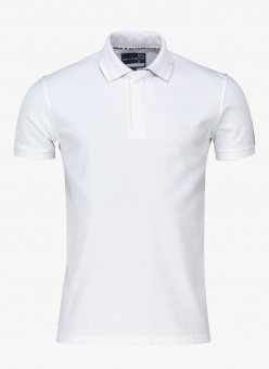 Pelle P Team Polo White