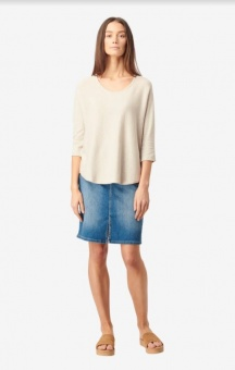 Boomerang Planta Sweater Off White