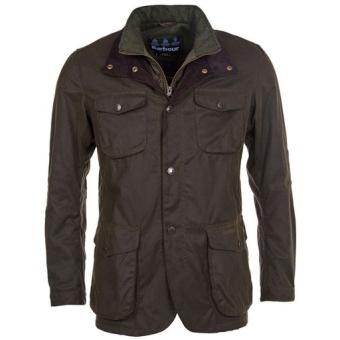 Barbour Oston Wax Jacket