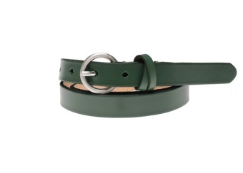Saddler belt grön