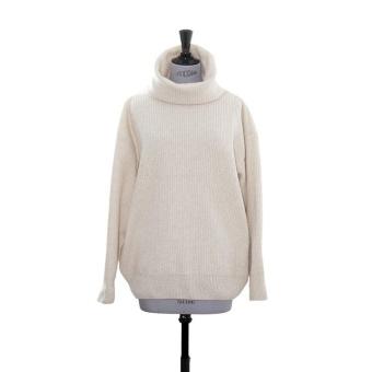 Sätila Surteby Polo Sweater Off White