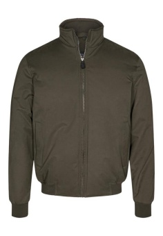 Signal Timm bomber Jacket Green Ink