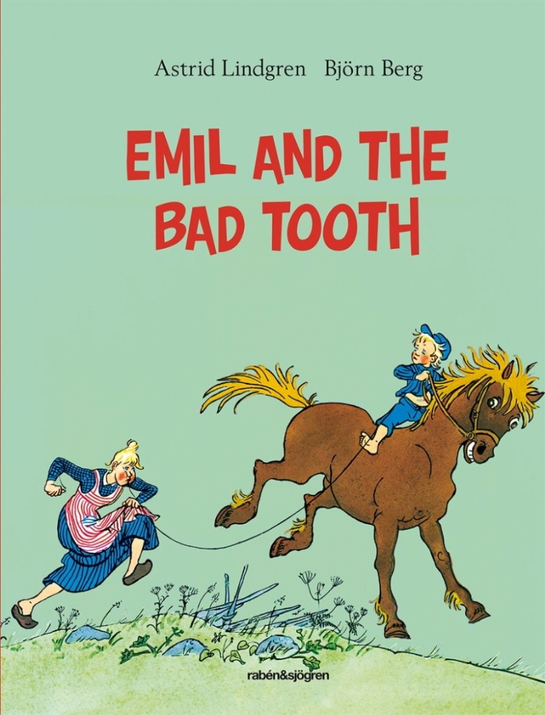 Emil and the bad tooth - Illustratör: Berg, Björn - Översättare: Beard, Susan