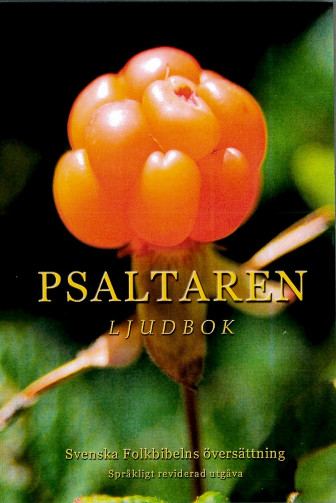 Psaltaren ljudbok 5 CD