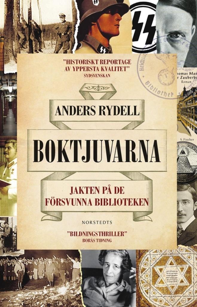 Boktjuvarna: Jakten på de försvunna biblioteken
