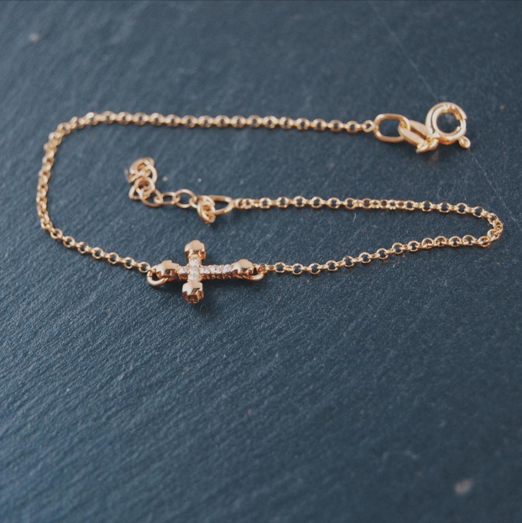 i74 Armband guld
