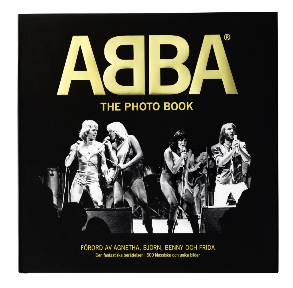 Abba - the official photo book