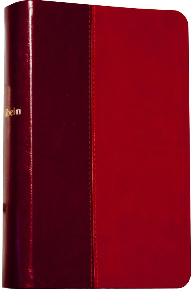 Bibel, Duo Soft röd liten