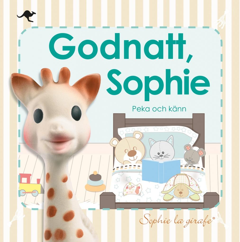 Peka + känn: Godnatt, Sophie