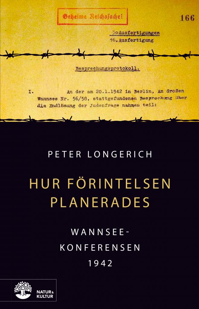 Hur Förintelsen planerades: Wannseekonferensen 1942