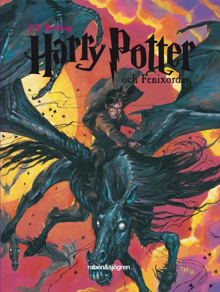 Harry Potter och Fenixordern
