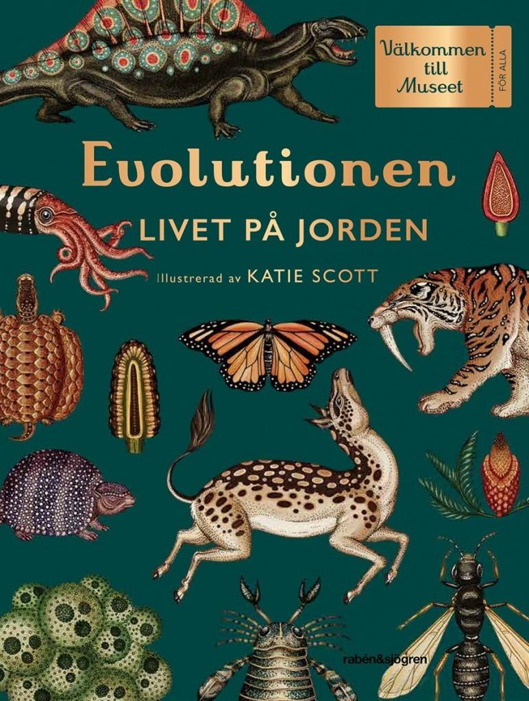 Evolutionen: livet på jorden