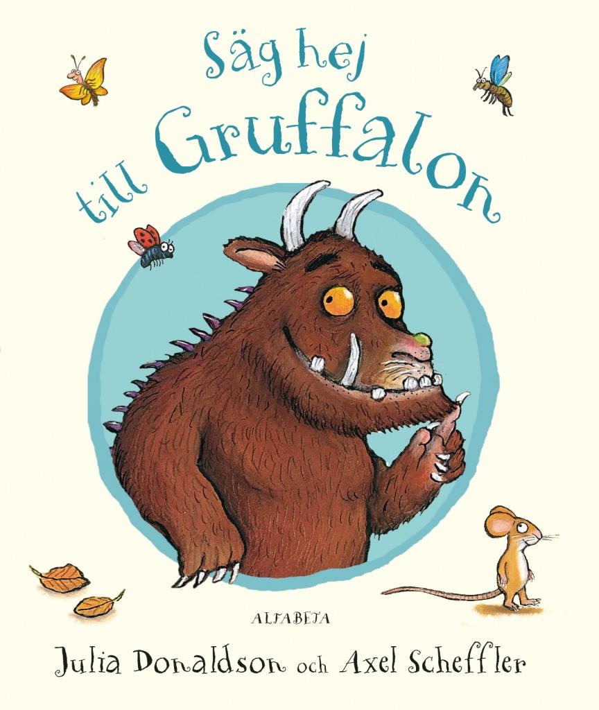 Säg hej till Gruffalon