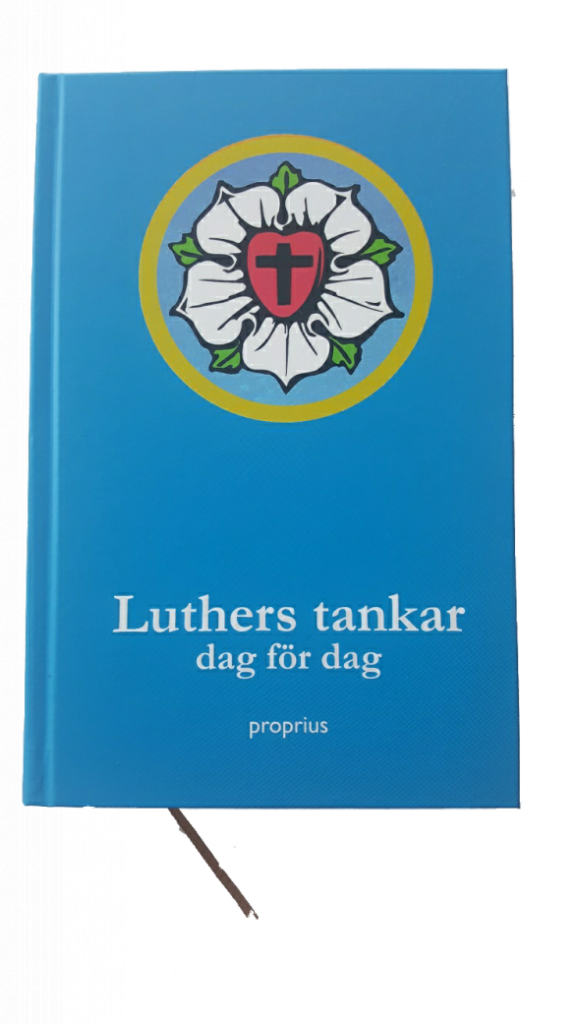 Luthers tankar - dag för dag