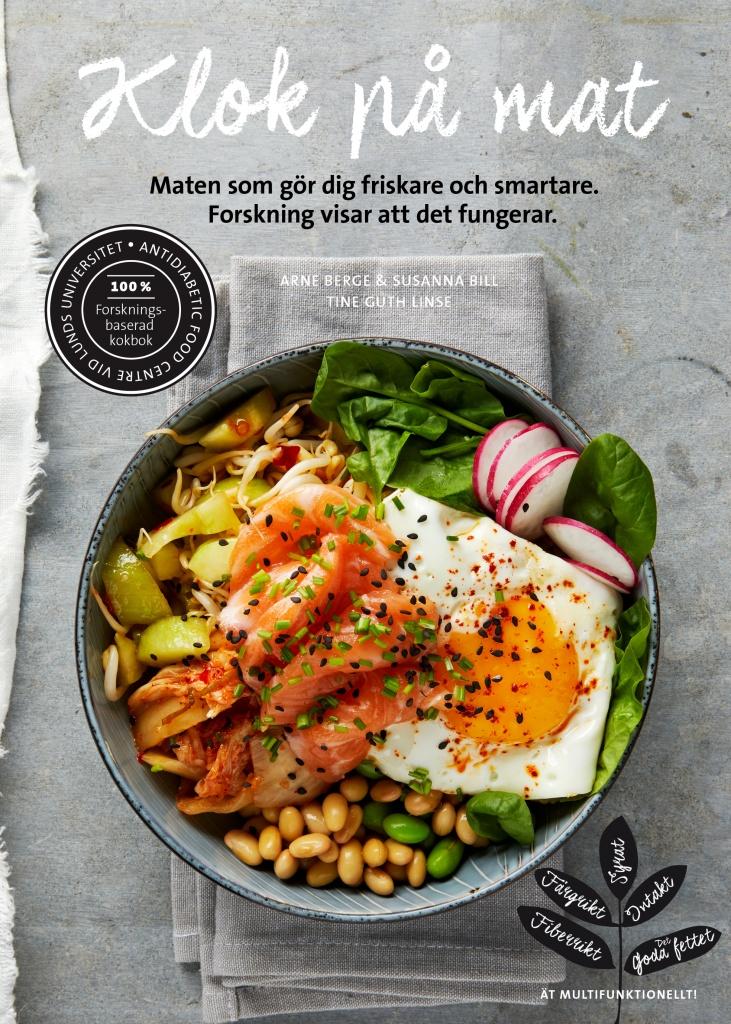 Klok på mat: maten som gör dig friskare och smartare