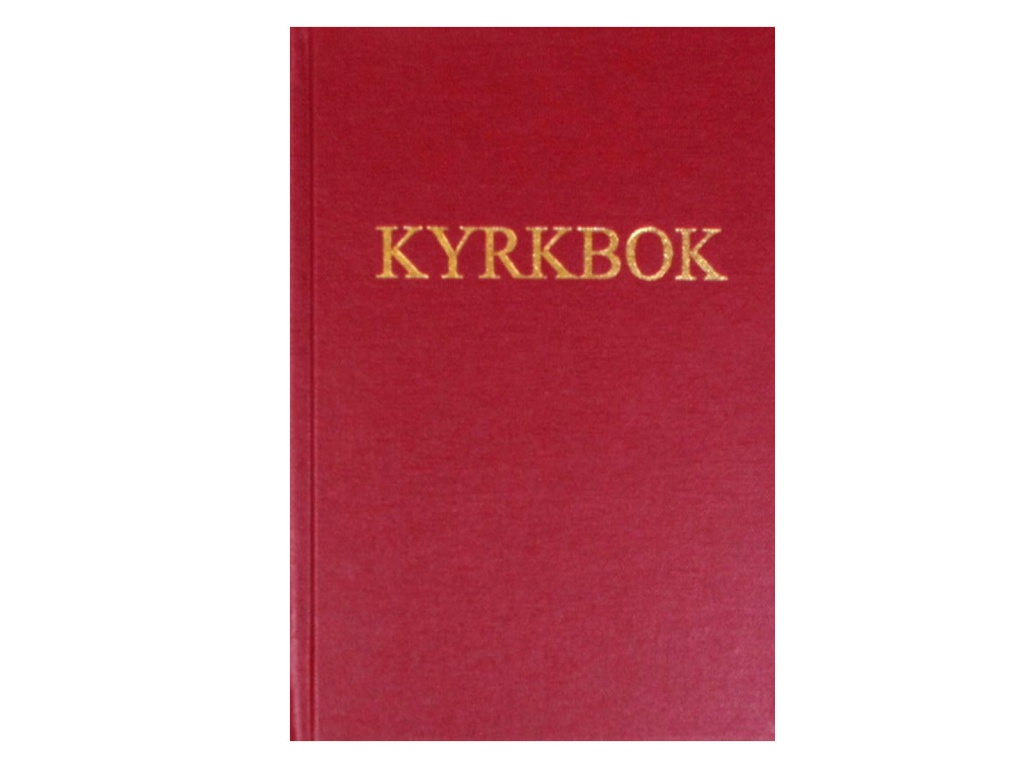 Kyrkbok