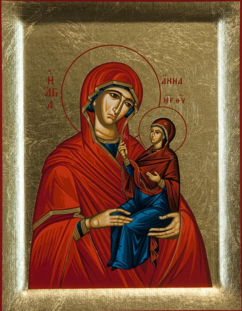 S:ta Anna (Herrens mormor)
