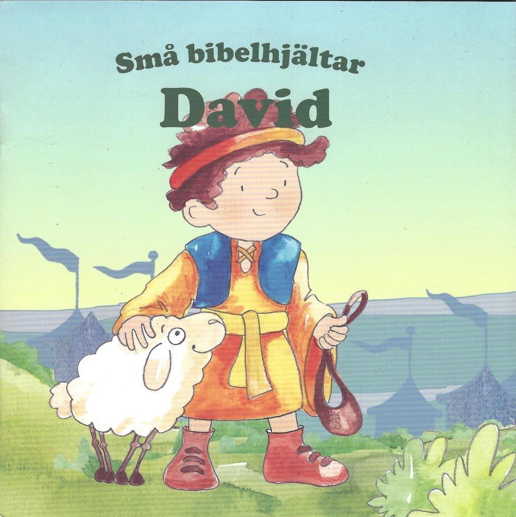 David - Små bibelhjältar