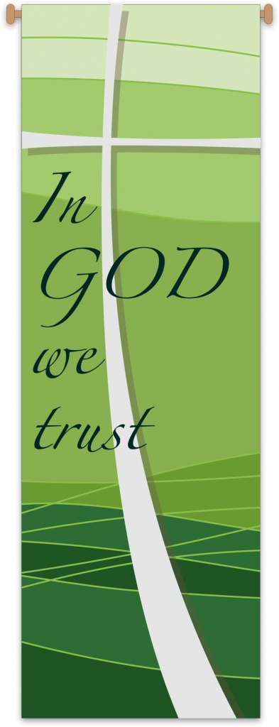 Standar In God we trust
