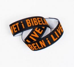 Gummiband till Bibeln, konfirmand
