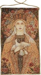 Standar Vår Fru av Fred (vävd i viscose)