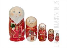 Rysk-ortodox biskopsdocka