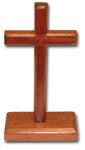 Mahogny, 40 cm